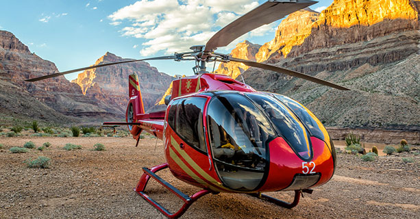 Grand Celebration Tour helicopter2