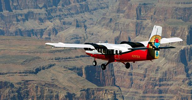 Grand Voyager Vliegtuig